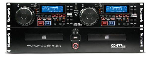 REPRODUCTOR CD/USB/MP3 CDN77USB