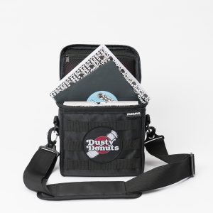 """MAGMA 45 RECORD-BAG 50 """"DUSTY DONUTS"""" EDITION"""