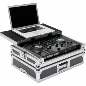 MAGMA DJ-CONTROLLER WORKSTATION S2 black/silver