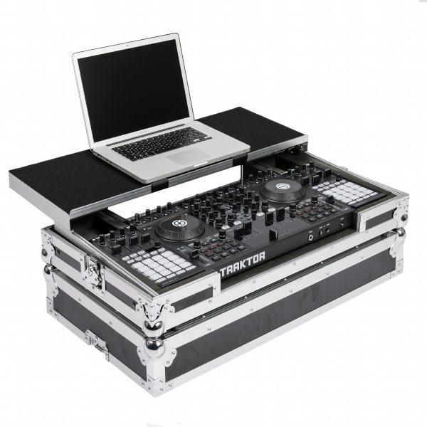 MAGMA DJ-CONTROLLER WORKSTATION S4F1 black/silver