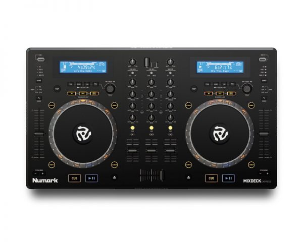 REPRODUCTOR CD/USB/MP3 MixDeck Express