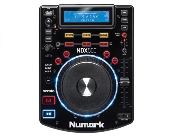REPRODUCTOR CD/USB/MP3 NDX500