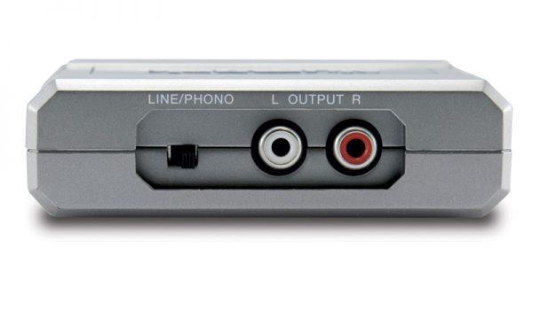TARJETA SONIDO USB Stereo iO