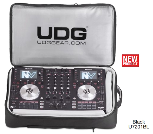 U7201BL - URBANITE MIDI CONTROLLERS BACKPACK MEDIUM BLACK