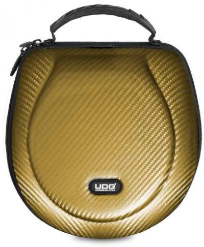 U8202GD - CREATOR HEADPHONE HARDCASE LARGE PU GOLD
