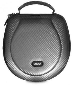 U8202SL - CREATOR HEADPHONE HARDCASE LARGE PU SILVER