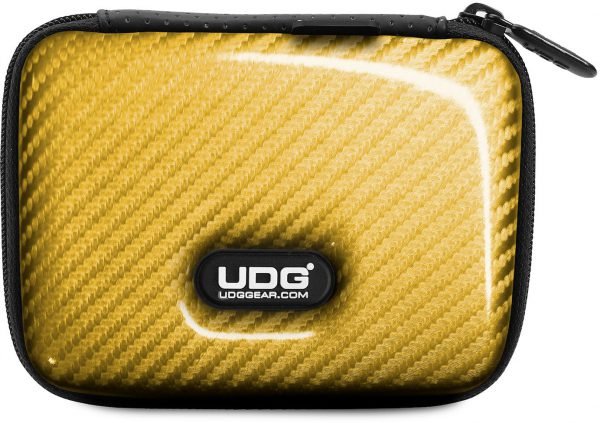 U8451GD - CREATOR DIGI HARDCASE SMALL PU GOLD