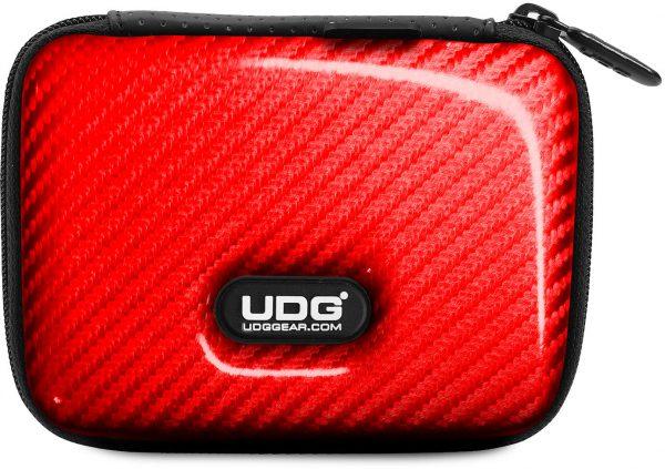 U8451RD - CREATOR DIGI HARDCASE SMALL PU RED