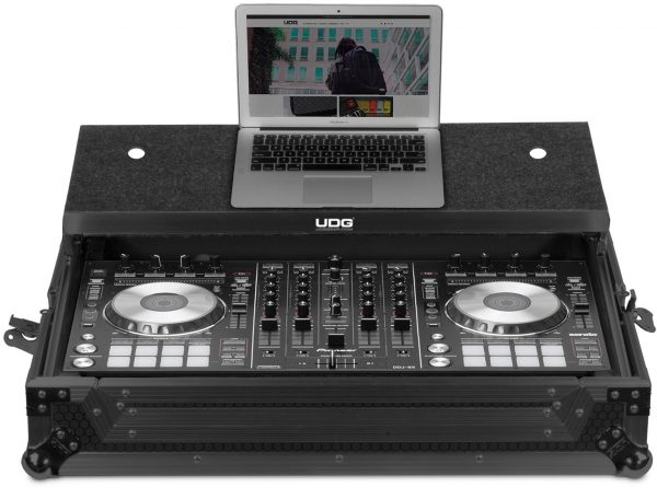 U91011BL2 - FC PIONEER DDJ-RX/SX/SX2 BLACK PLUS (LAPTOP SHELF)
