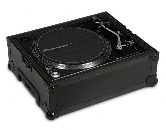 U91029BL2 - FC MULTI FORMAT TURNTABLE BLACK + (TROLLEY & RUEDAS)