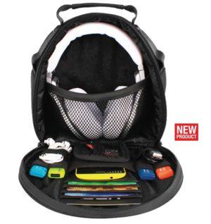 U9950BL - ULTIMATE DIGI HEADPHONE BAG BLACK