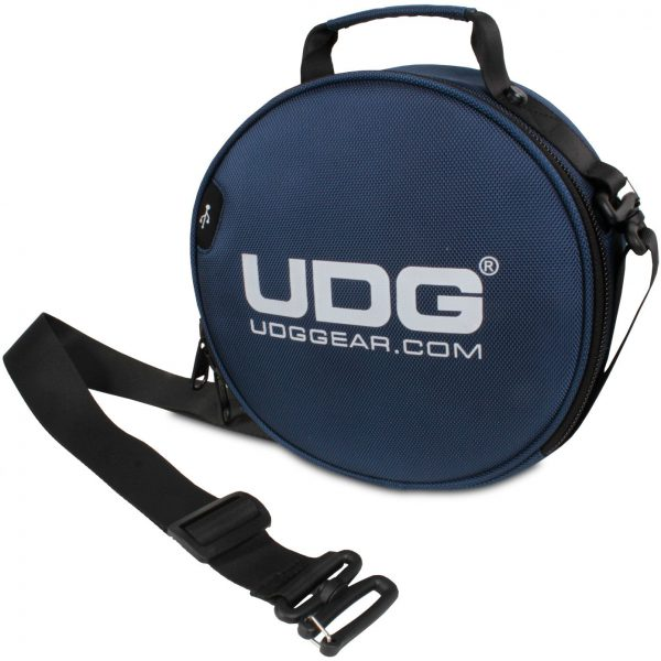 U9950DB - ULTIMATE DIGI HEADPHONE BAG DARK BLUE