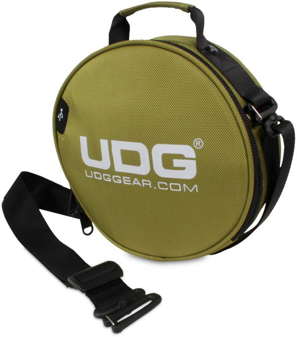 U9950GR - ULTIMATE DIGI HEADPHONE BAG GREEN