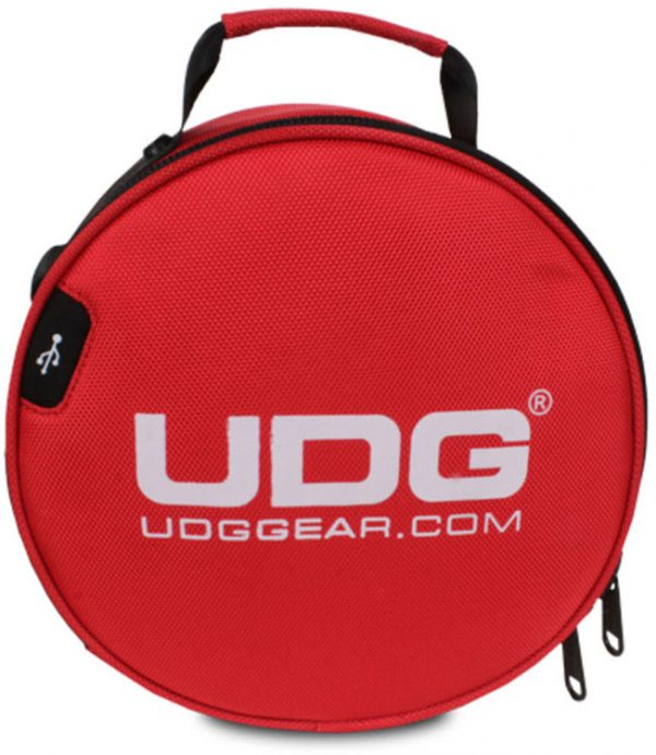 U9950RD - ULTIMATE DIGI HEADPHONE RED