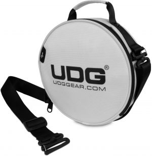 U9950WT - ULTIMATE DIGI HEADPHONE BAG WHITE