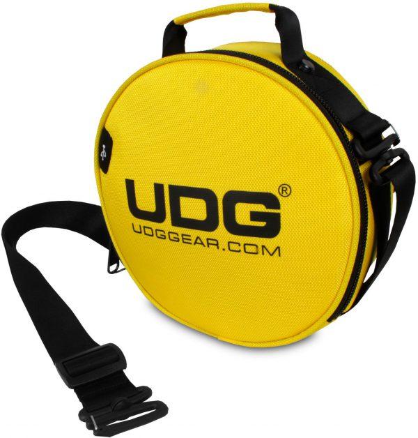 U9950YL - ULTIMATE DIGI HEADPHONE BAG YELLOW