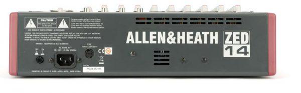 ALLEN-HEATH ZED-14
