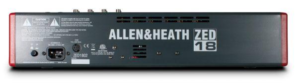 ALLEN-HEATH ZED-18