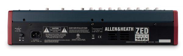 ALLEN-HEATH ZED60-14FX