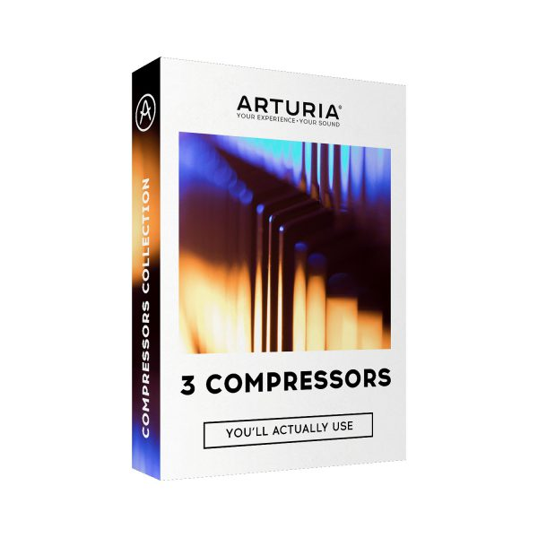 ARTURIA 3 COMPRESSORS YOU'LL ACTUALLY USE (DL)