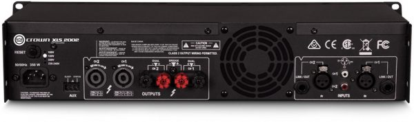 AUDIOIBIZA ETAPA POTENCIA CROWN XLS2002 2
