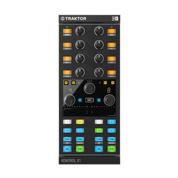 AUDIOIBIZA TRAKTOR KONTROL X1 MKII CONTROLADOR DJ 2