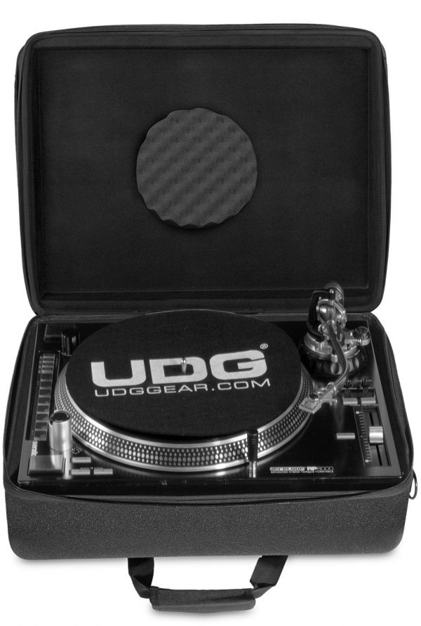 U8308BL - UDG CREATOR TURNTABLE HARDCASE BLACK