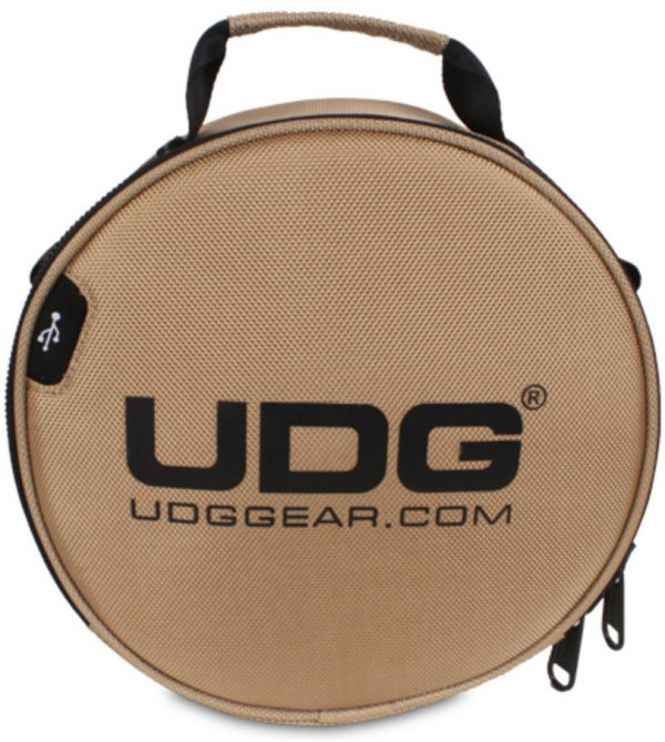 U9950GD - ULTIMATE DIGI HEADPHONE BAG GOLD