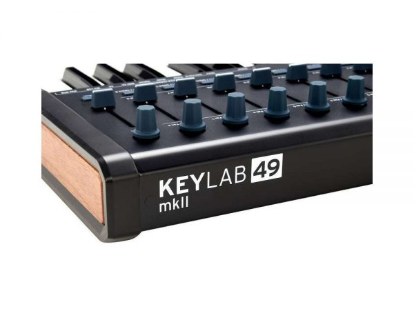 arturia keylab mkii 49 black 11