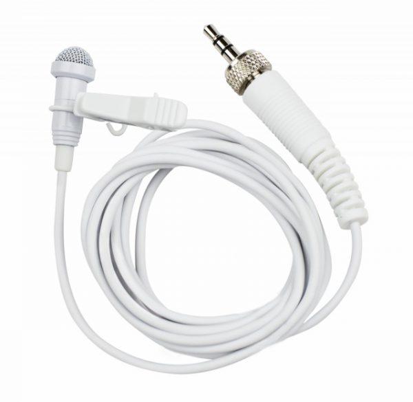 white coil clip
