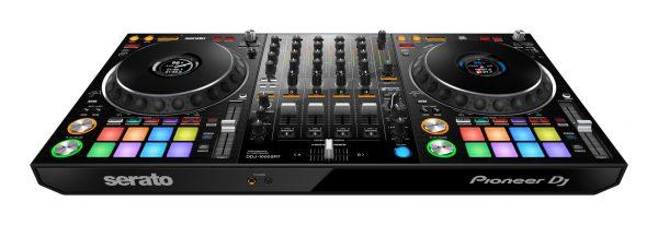 AUDIOIBIZA CONTROLADOR DJ PIONEER DJ DDJ 1000SRT prm frontangle 190624
