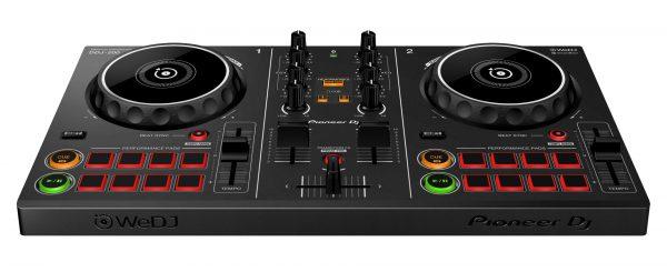 AUDIOIBIZA CONTROLADOR DJ PIONEER DJ DDJ 200 Front angle