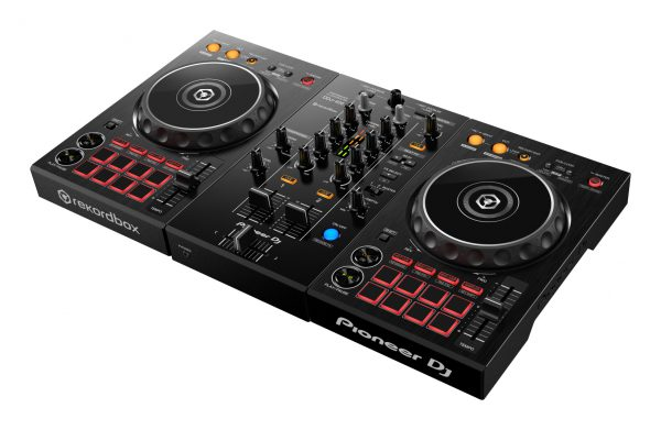 AUDIOIBIZA CONTROLADOR DJ PIONEER DJ DDJ 400 prm angle 180523