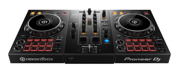 AUDIOIBIZA CONTROLADOR DJ PIONEER DJ DDJ 400 prm frontangle 180523