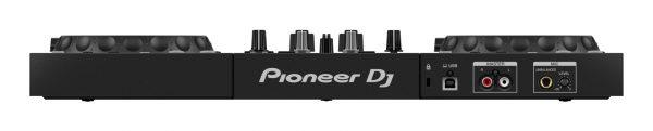 AUDIOIBIZA CONTROLADOR DJ PIONEER DJ DDJ 400 prm rear 180523