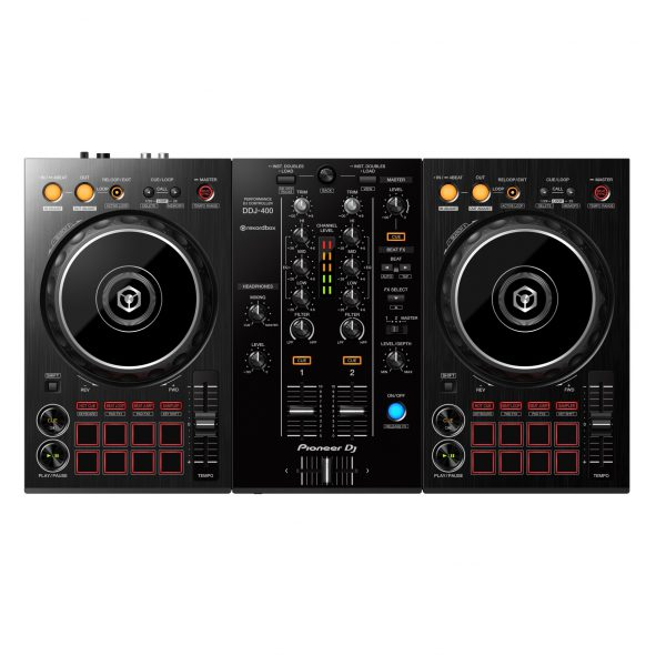 AUDIOIBIZA CONTROLADOR DJ PIONEER DJ DDJ 400 prm top 180523 1