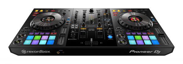 AUDIOIBIZA CONTROLADOR DJ PIONEER DJ DDJ 800 prm frontangle 190218