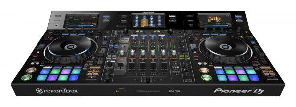 AUDIOIBIZA CONTROLADOR DJ PIONEER DJ DDJ RZX frontangle low 0516