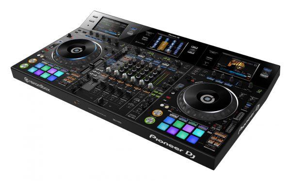 AUDIOIBIZA CONTROLADOR DJ PIONEER DJ DDJ RZX prm angle low 0516