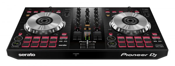 AUDIOIBIZA CONTROLADOR DJ PIONEER DJ DDJ SB3 frontangle low 0124
