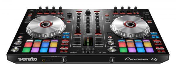 AUDIOIBIZA CONTROLADOR DJ PIONEER DJ DDJ SR2 prm frontangle low 0809