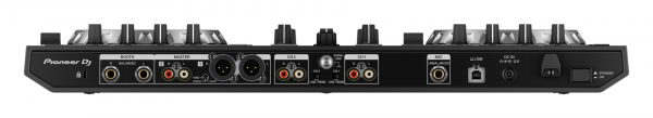 AUDIOIBIZA CONTROLADOR DJ PIONEER DJ DDJ SR2 prm rear low 0913
