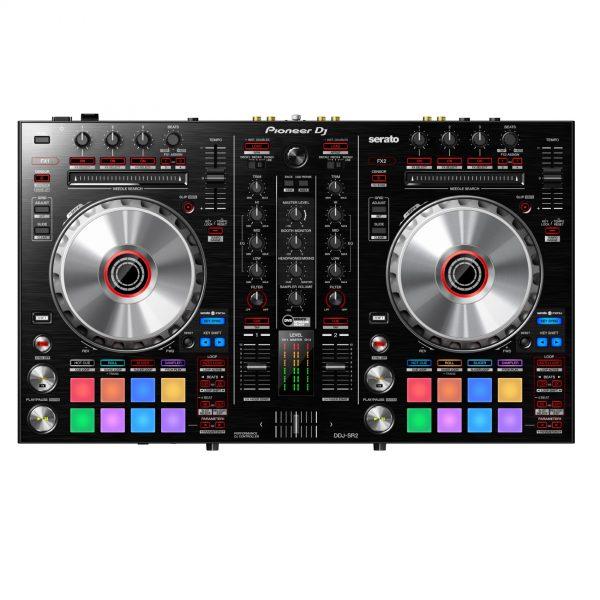 AUDIOIBIZA CONTROLADOR DJ PIONEER DJ DDJ SR2 prm top low 0809 1
