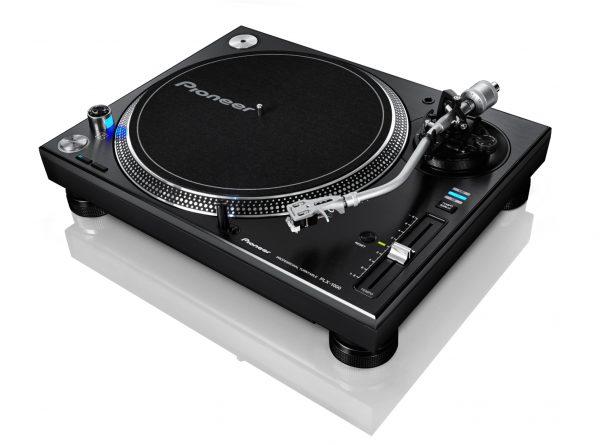AUDIOIBIZA GIRADISCOS PIONEER DJ PLX 1000 THREE QUARTERS WHT