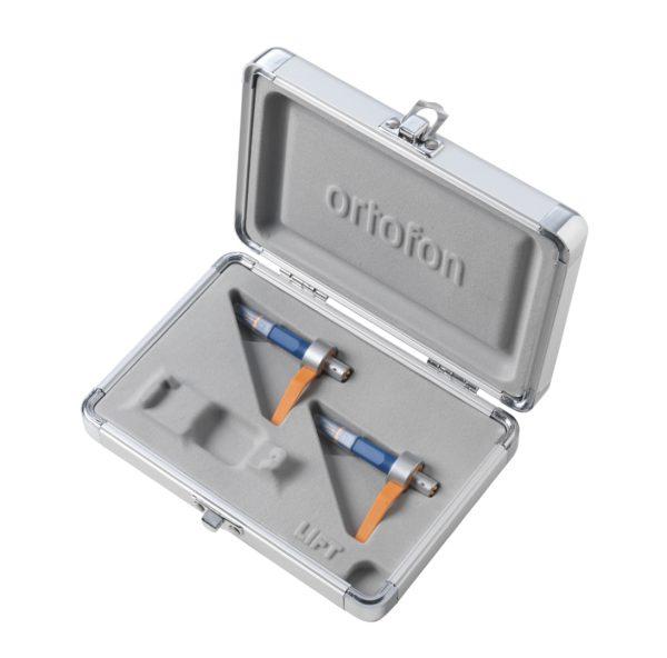 AUDIOIBIZA PACK CAPSULAS ORTOFON DJ Twin packaging
