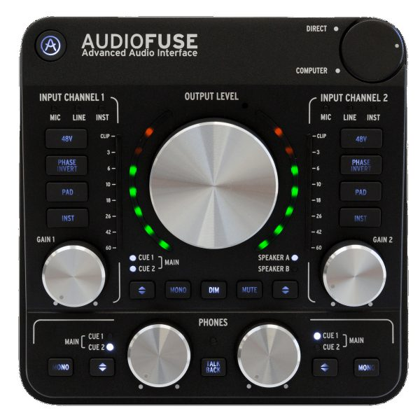 audiofuse rev2 1