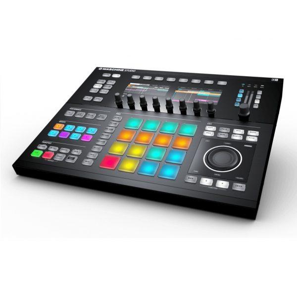 AUDIOIBIZA CAJA DE RITMOS Native Instruments Maschine Studio 2
