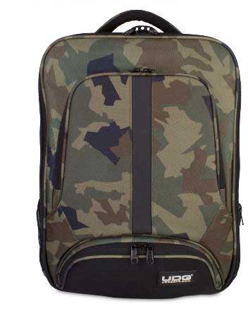 U9108BC/OR - ULTIMATE BACKPACK SLIM BLACK CAMO