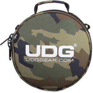 U9950BC/OR - ULTIMATE DIGI HEADPHONE BAG BLACK CAMO