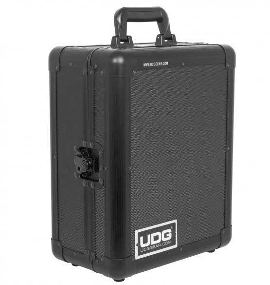 U93010BL - UDG ULTIMATE PICK FOAM FLIGHT CASE MULTI FORMAT  S BLACK